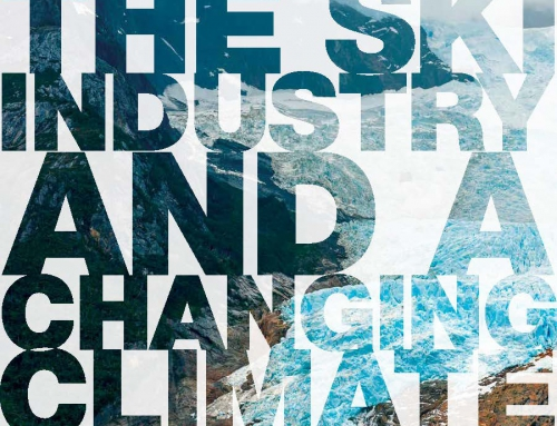 The Ski Industry and a Changing Climate