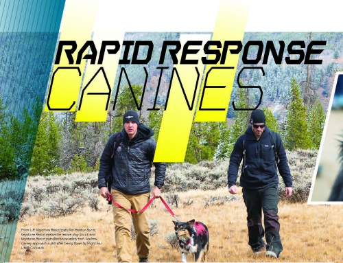 Rapid Response Canines