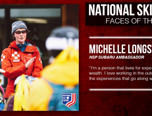 Faces of the NSP: Michelle Longstreth