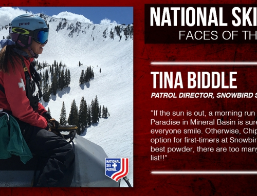Faces of the NSP: Tina Biddle