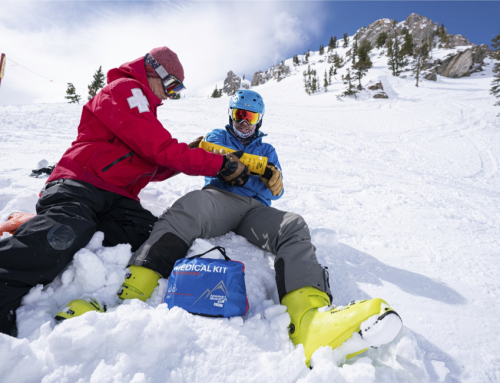 First Aid Tips from National Ski Patrol