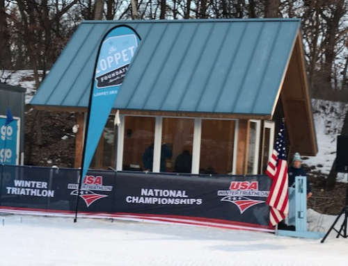 Winter Triathlon and New Challenges