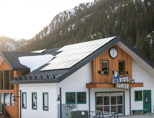 Ski Resorts Promote Sustainability