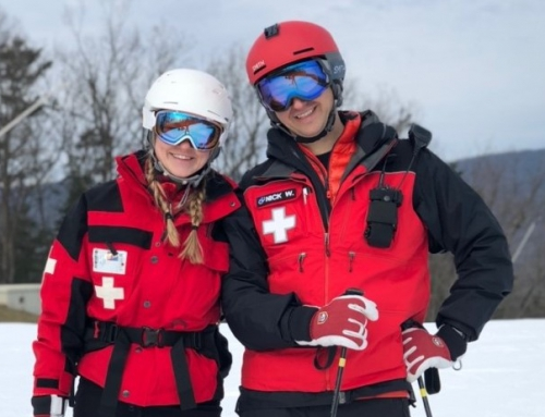Live, Ski, Love: How finding my partner led to more than one love affair