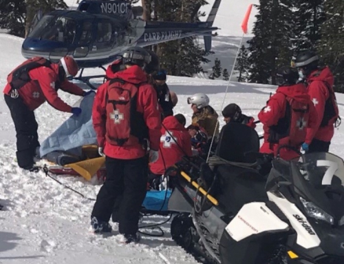 Advance Life Support in Ski Patrol